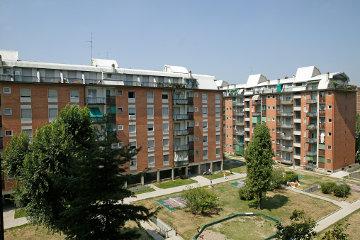 Quartiere Giardino Cesano Boscone (MI)