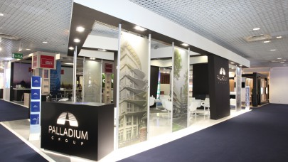 Great success at the Palladium Group stand at Mipim 2017