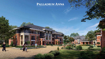 Palladium Anna has officially broken ground