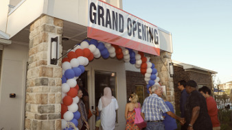 Palladium Denton Grand Opening