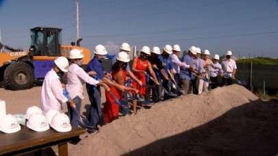 Palladium Port Aransas Groundbreaking