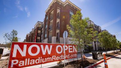 Ribbon cutting for Palladium RedBird in southwest Dallas